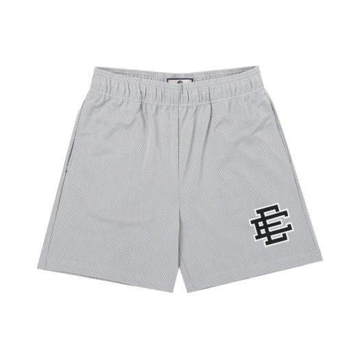 Eric Emanuel EE Basic Short Grey/Black (SS21)