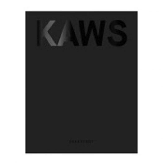 KAWS : BLACKOUT Hardcover Book