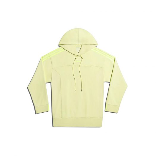 adidas Ivy Park Long Sleeve Hoodie (Gender Neutral) Yellow Tint