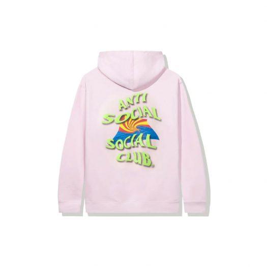Anti Social Social Club Arizona Hoodie Pink