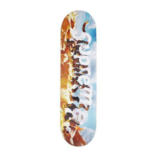 Supreme Apes Skateboard Deck Day