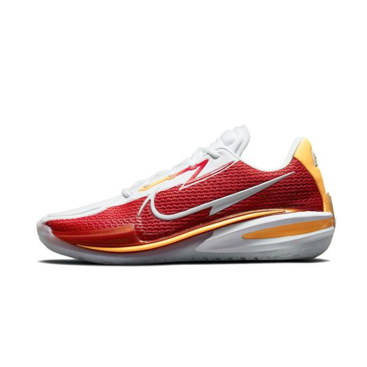 Nike Air Zoom G.T. Cut University Red White Yellow