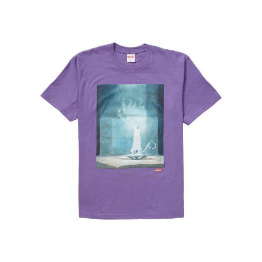 Supreme Fuck Tee Purple