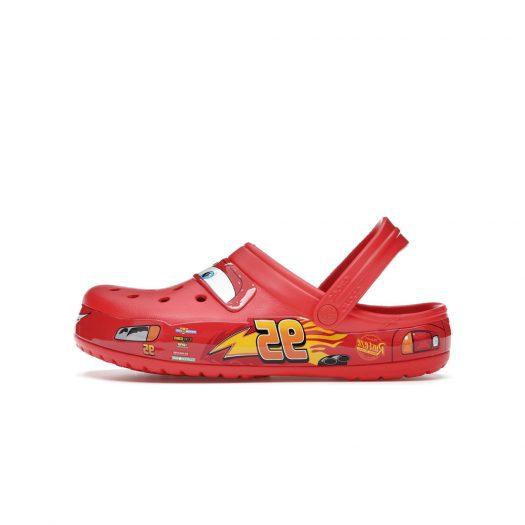 Crocs Classic Clog Lightning McQueen