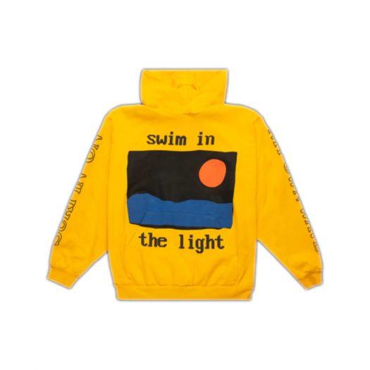 Kid Cudi Swim In The Light Hoodie Yellow