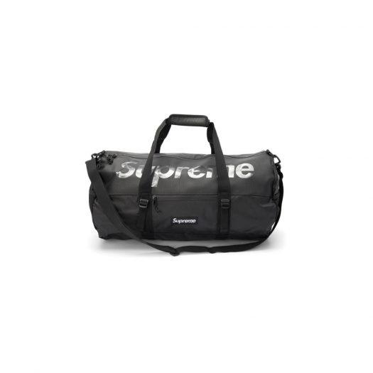 Supreme Duffle Bag (SS21) Black (SS21)