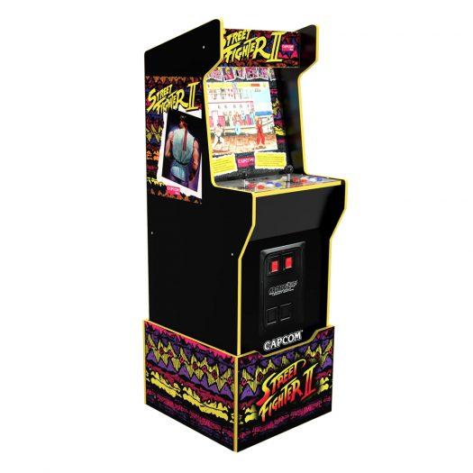Capcom Legacy Edition Arcade Machine