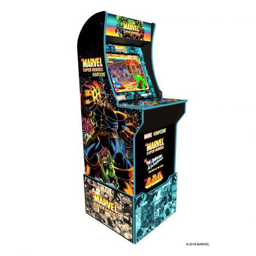 Marvel Super Heroes Arcade Machine