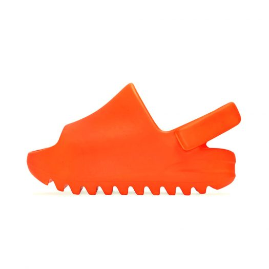 Yeezy Slide Enflame Orange (Infants)