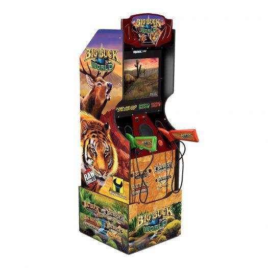 Big Buck World® Arcade Machine