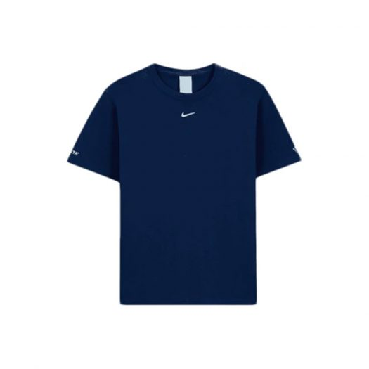 Nike x Drake NOCTA Cardinal Stock T-shirt Navy