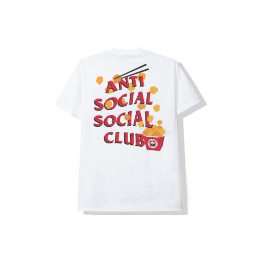 Anti Social Social Club x Panda Express White Tee White