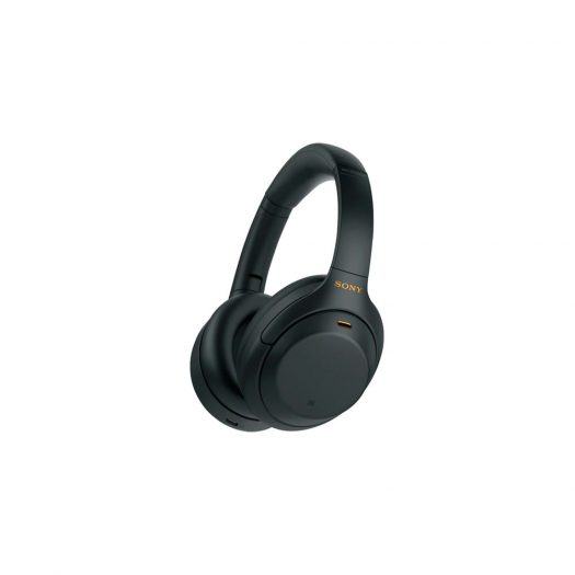 SONY Wireless Noise-Cancelling Over-the-Ear Headphones WH1000XM4/B Black