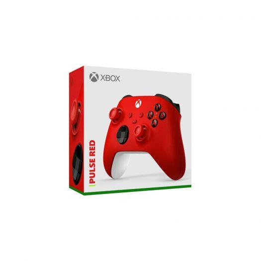 Microsoft Xbox Series X/S/One Controller QAU-00011 Pulse Red