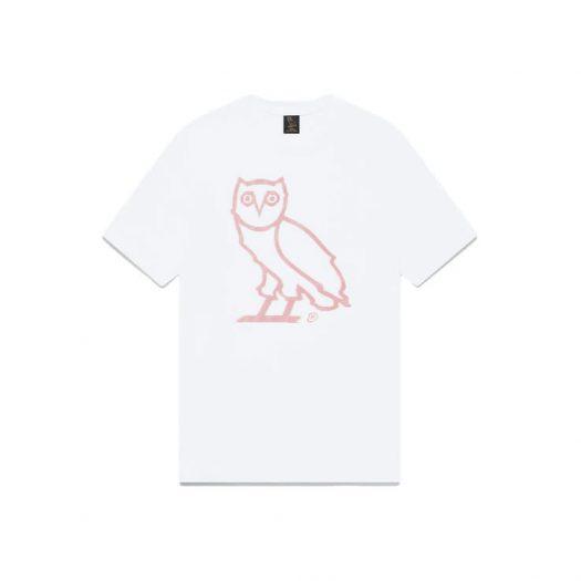 OVO Static Owl T-Shirt White