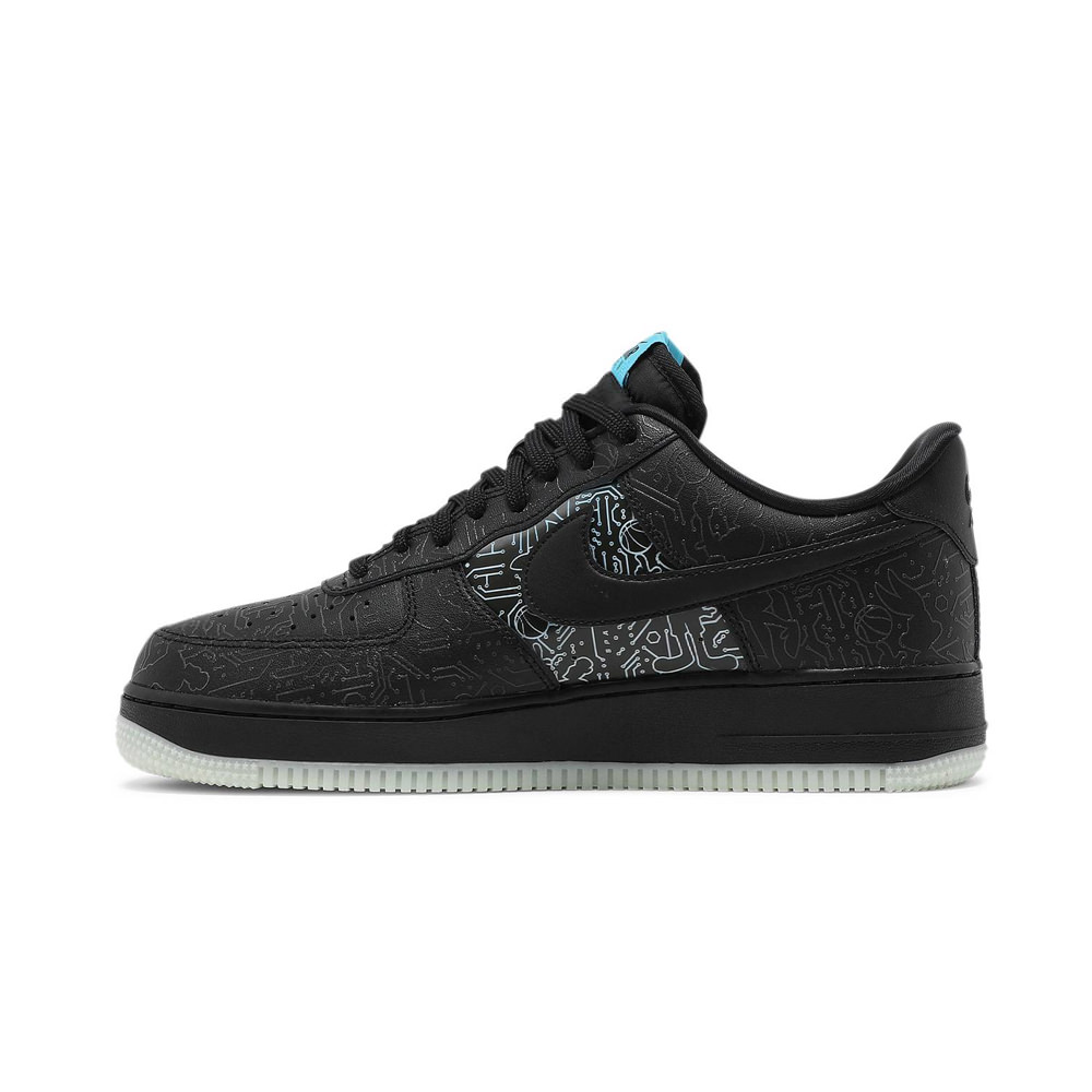 Nike Air Force 1 Low Computer Chip Space Jam