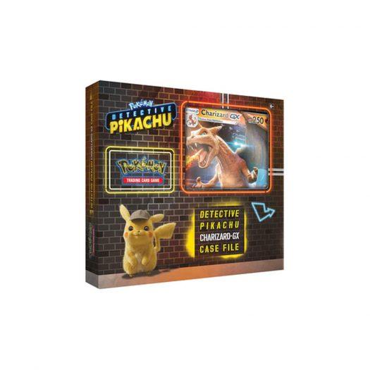 Pokémon TCG Detective Pikachu Charizard GX Case File