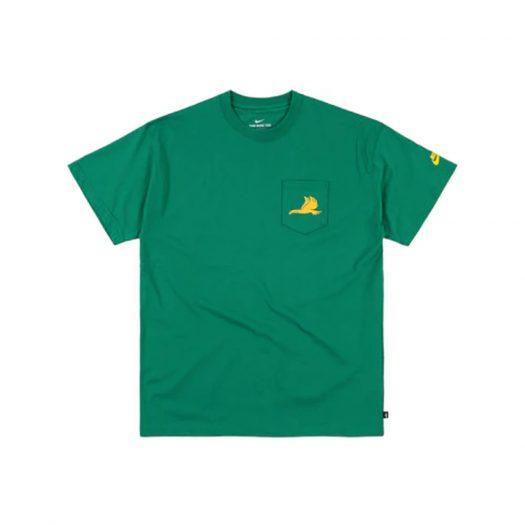 Nike SB x Parra Brazil Federation Kit T-shirt Clover/Amarillo