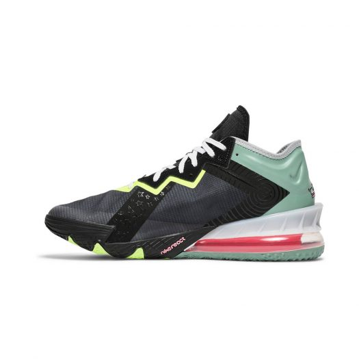 Nike Lebron 18 Low Bugs vs Marvin Space Jam