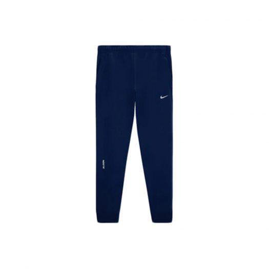 Nike x Drake NOCTA Cardinal Stock Fleece Pants Navy