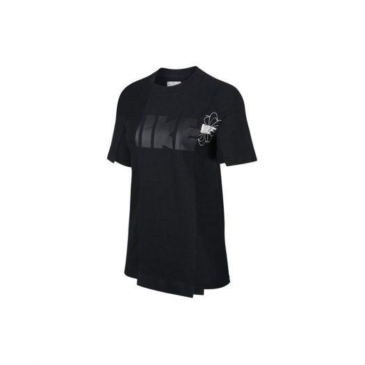 Nike x Sacai Tee Black