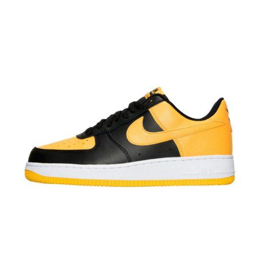 Nike Air Force 1 Low Black University Gold