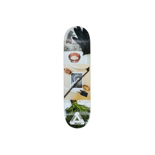 Palace Juergen Teller 8.1 Skateboard Deck