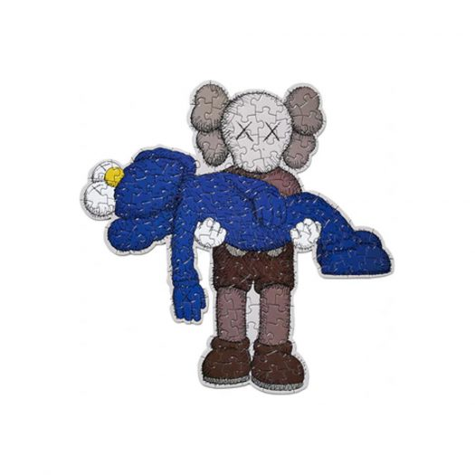 KAWS Tokyo First Gone Puzzle