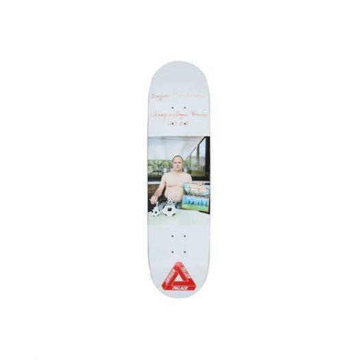 Palace Juergen Teller 8.375 Skateboard Deck