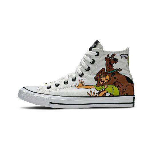 Converse Chuck Taylor All-Star Hi Scooby-Doo Good Guys Bad Guys