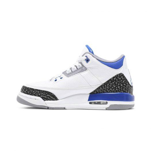 Jordan 3 Retro Racer Blue (GS)