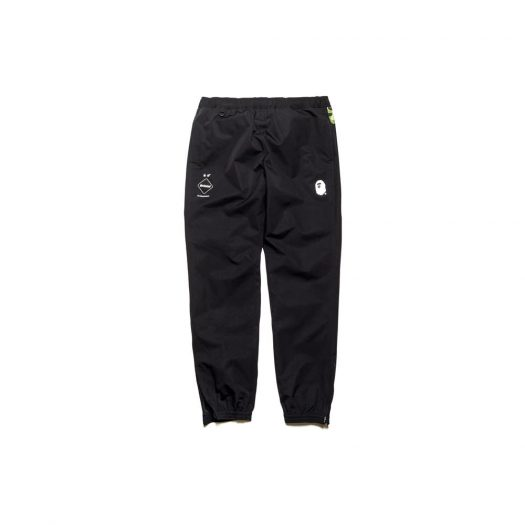 BAPE x F.C.R.B. Practice Pants Black