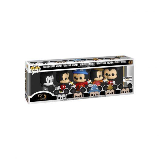 Funko Pop! Disney Mickey Mouse Amazon Exclusive 5-Pack