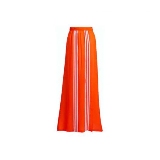adidas Ivy Park Swim Cover-Up Skirt Solar Orange