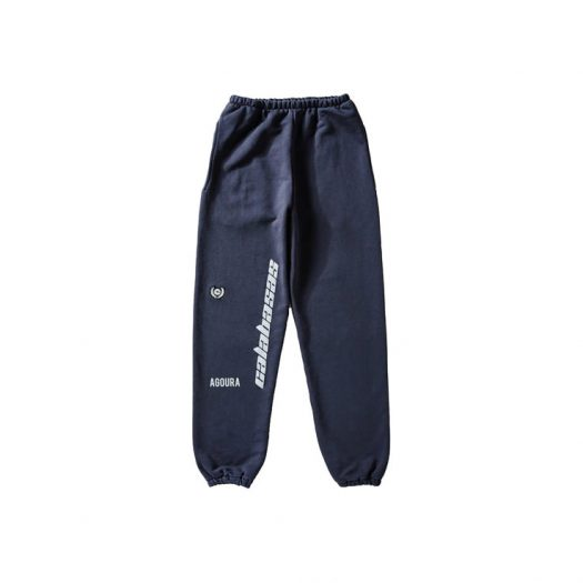 Yeezy Calabasas Embroidered French Terry Pants Grace