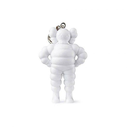 KAWS Tokyo First Chum Keychain White (2021)
