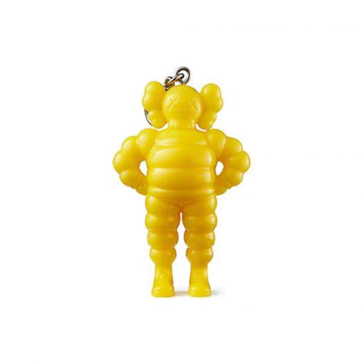 KAWS Tokyo First Chum Keychain Yellow (2021)