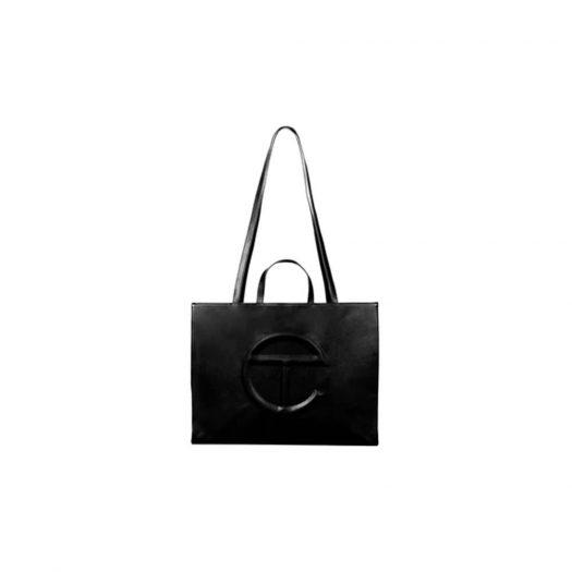 Telfar Shopping Bag Large Black