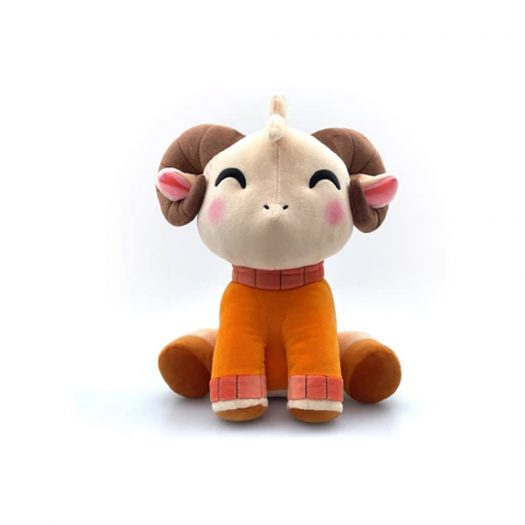 Youtooz Jschlatt Orange Ram (1ft) Plush