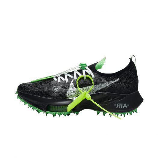 Nike Air Zoom Tempo NEXT% Off-White Black Scream Green