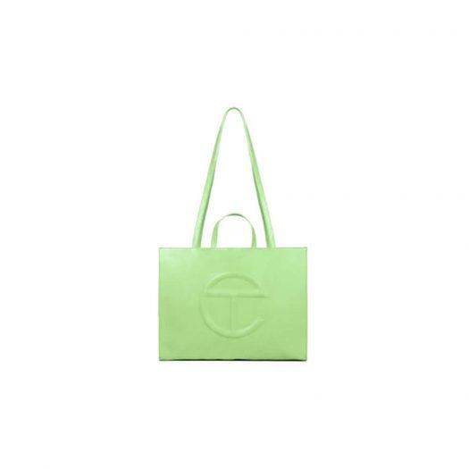 Telfar Shopping Bag Large Double Mint