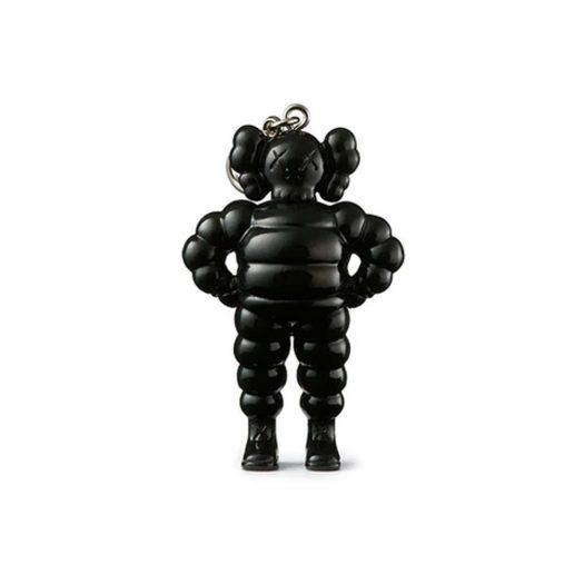 KAWS Tokyo First Chum Keychain Black (2021)
