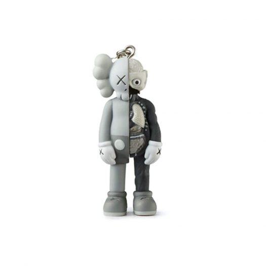 KAWS Tokyo First Flayed Companion Keychain Gray (2021)