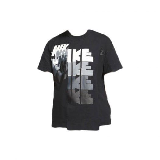 Nike x Sacai Tee Black/Grey