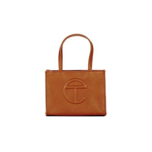 Telfar Shopping Bag Small Tan