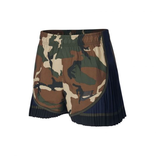 Nike x Sacai Shorts Navy/Khaki