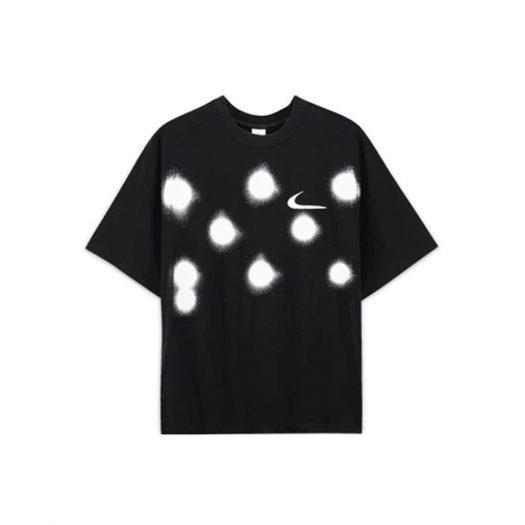 OFF-WHITE x Nike Spray Dot T-shirt Black