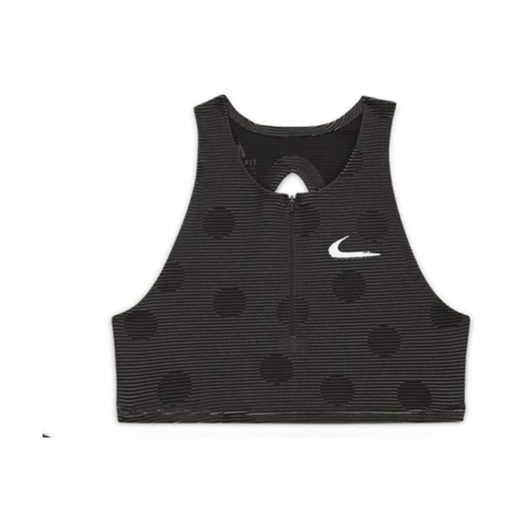 OFF-WHITE x Nike 3 in 1 Crop Top Black Dot