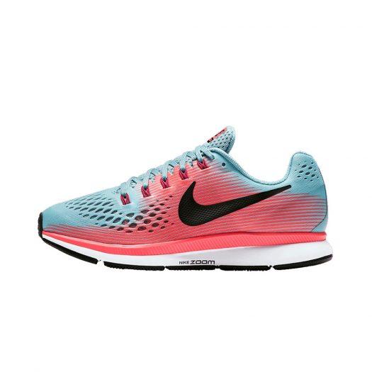Nike Air Zoom Pegasus 34 Mica Blue Racer Pink (W)