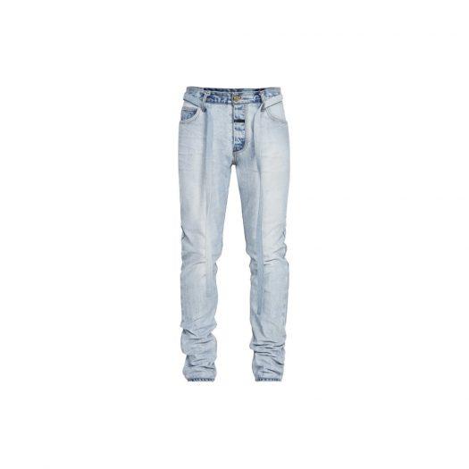 FEAR OF GOD Inside Out Slim Denim Jeans Vintage Indigo